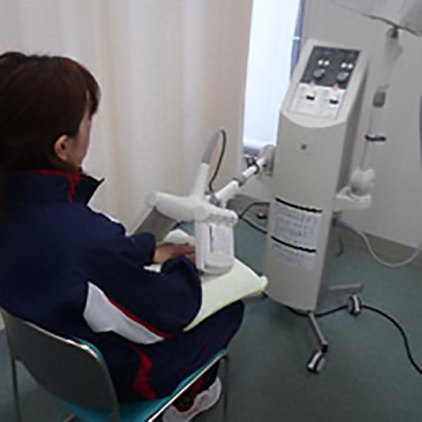 マイクロ波療法