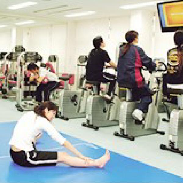 疾病予防運動施設 メディカルフィットネス信愛
